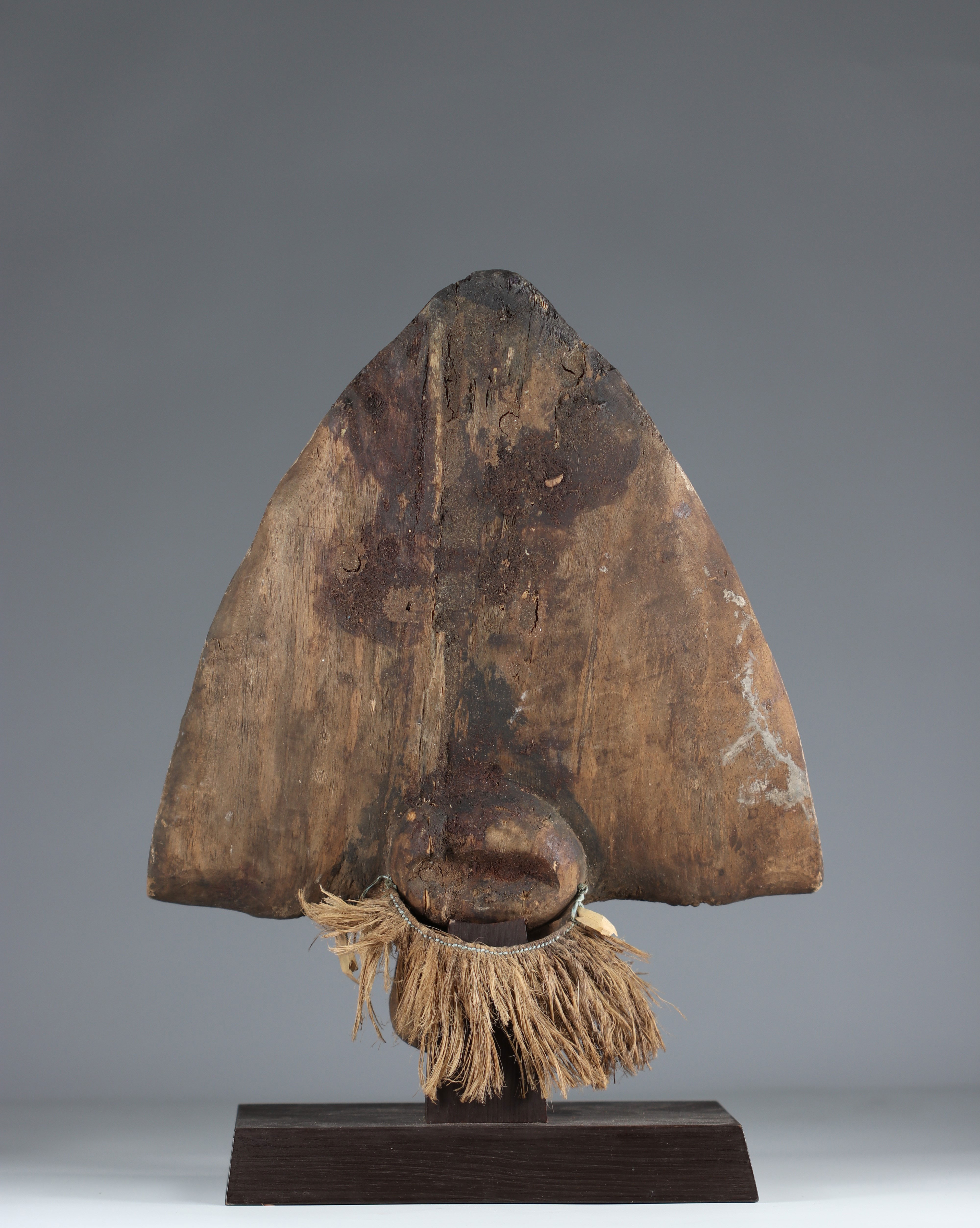 Bidjogo Guinnee Bissau shark mask, Portuguese Collection - Image 5 of 5