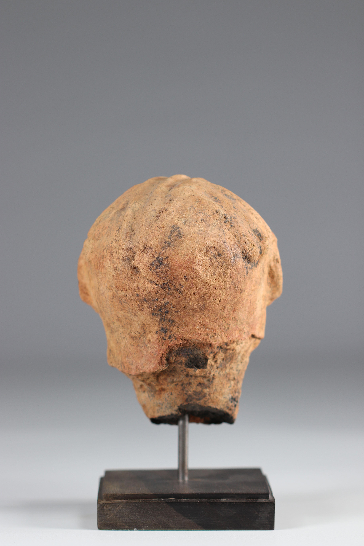 Fragment - Buro Burkina Faso, 13th-17th century - Belgian coll - Image 5 of 5