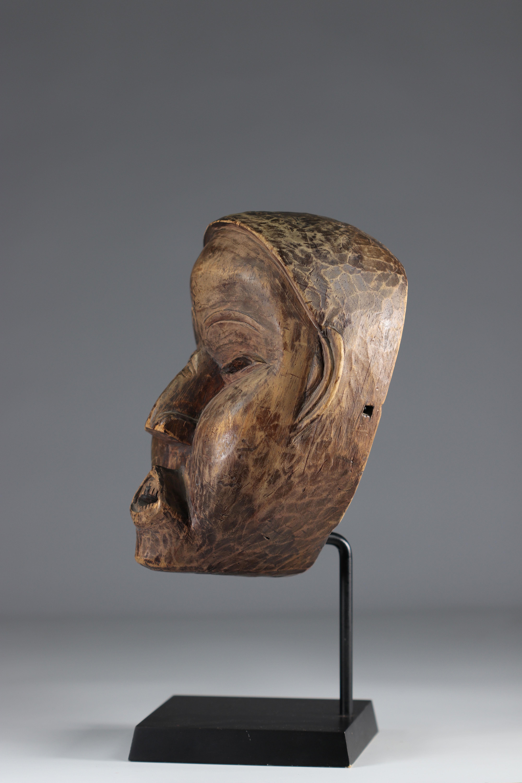 Mayombe Mask Bas Kongo DRC ca1930 - Image 3 of 5