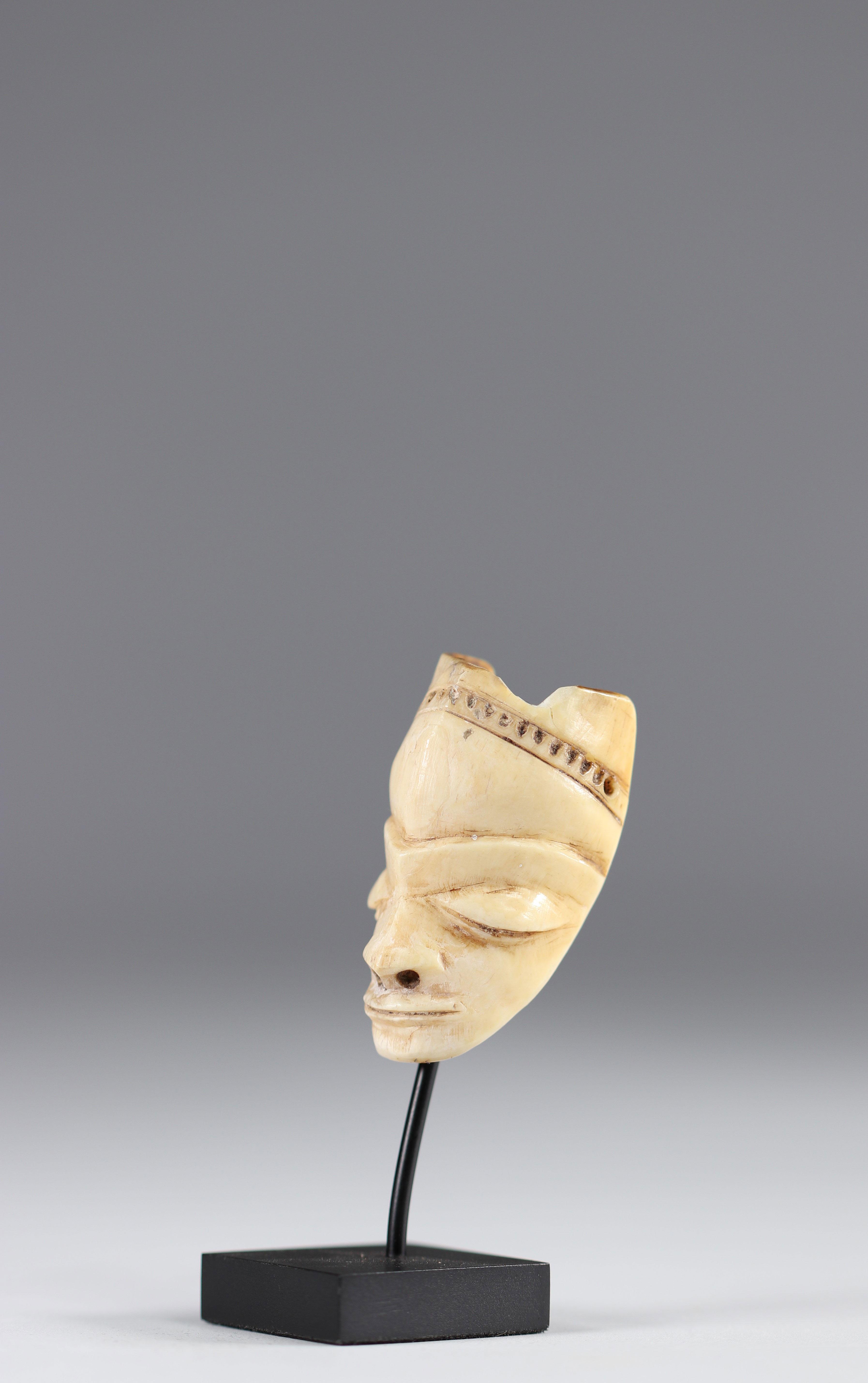 Pendant Pende ikhoko - private collar Belgium - mid 20th DRC - Africa - Image 3 of 4