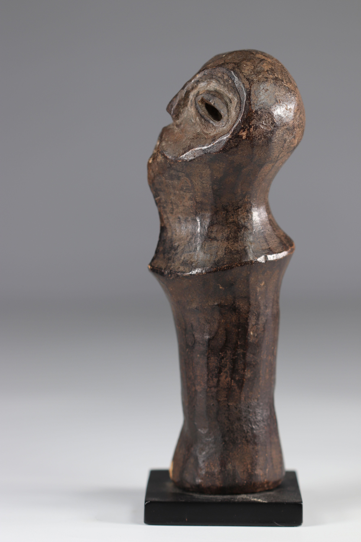 Africa Sculpture Lega ex Boulanger collection Belgium - Image 5 of 5