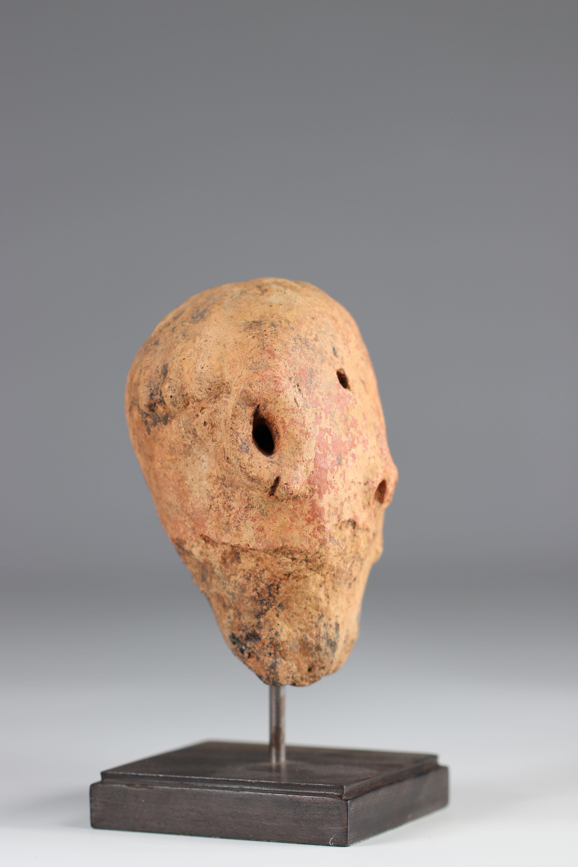Fragment - Buro Burkina Faso, 13th-17th century - Belgian coll - Image 3 of 5