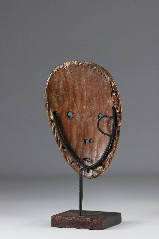 Masquette Lega mid 20th (Africa R.D.C.) 22 cm ex H. Peterheid (Germany) ex Fily Keita (USA) ex M. Bo - Image 5 of 5