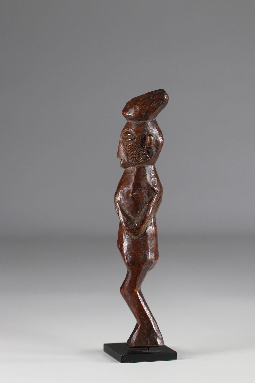 Statue Teke Yanzi - Africa DRC - early 20th century - Image 3 of 5