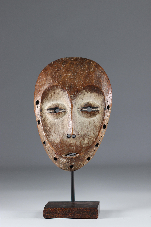 Masquette Lega mid 20th (Africa R.D.C.) 22 cm ex H. Peterheid (Germany) ex Fily Keita (USA) ex M. Bo - Image 2 of 5