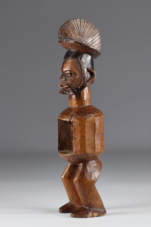 Teke ancestor statue - Early 20th Africa - DRC