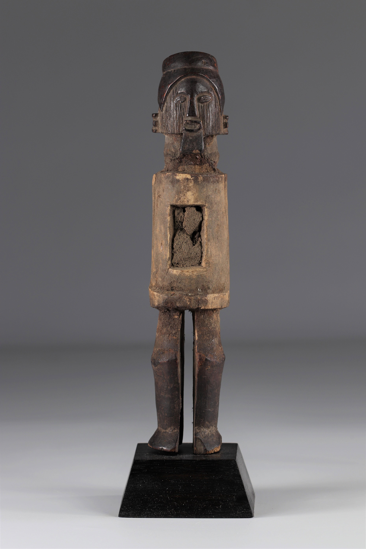 Teke ancestor statue - 1st half 20th Africa - DRC - Image 3 of 5