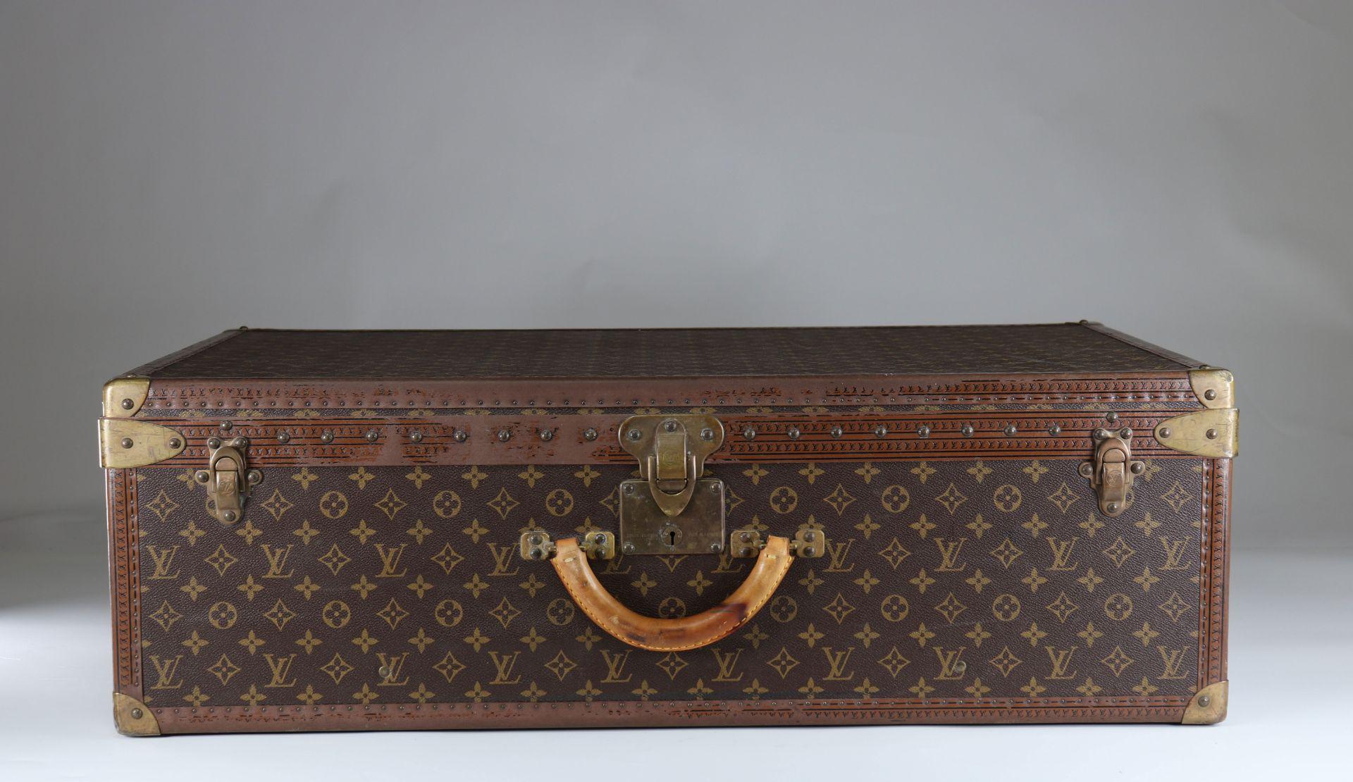 Louis Vuitton suitcase - Image 2 of 5