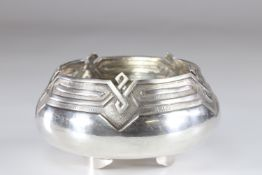 Art Deco silver cup circa 1930