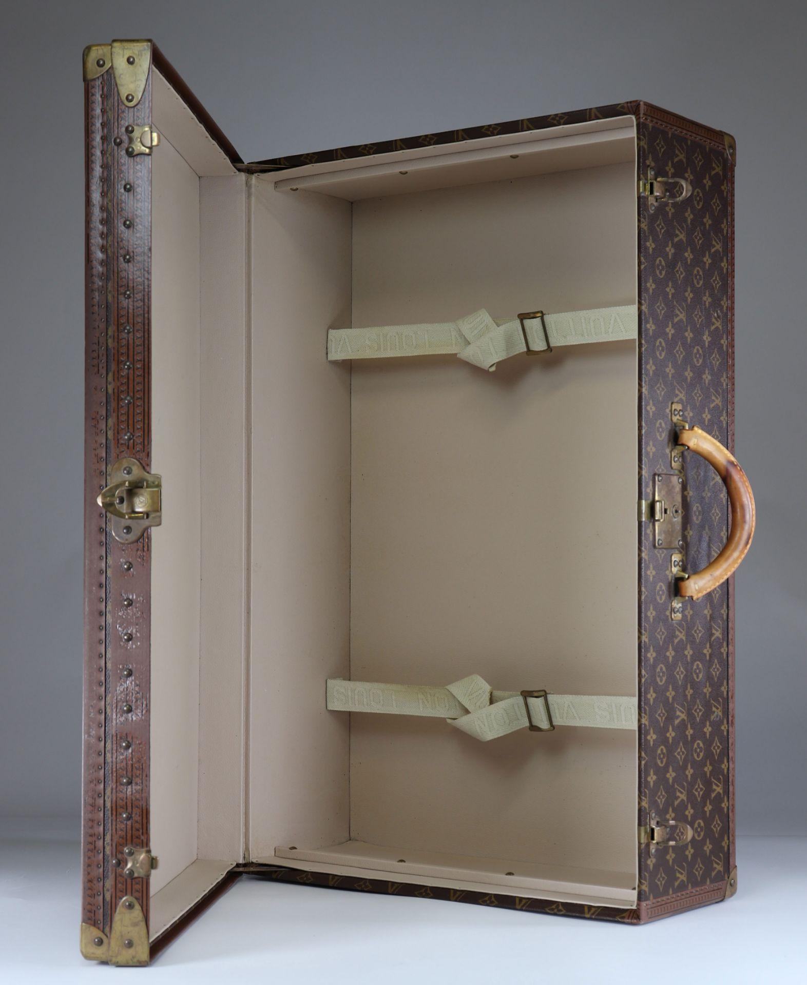 Louis Vuitton suitcase - Image 3 of 5