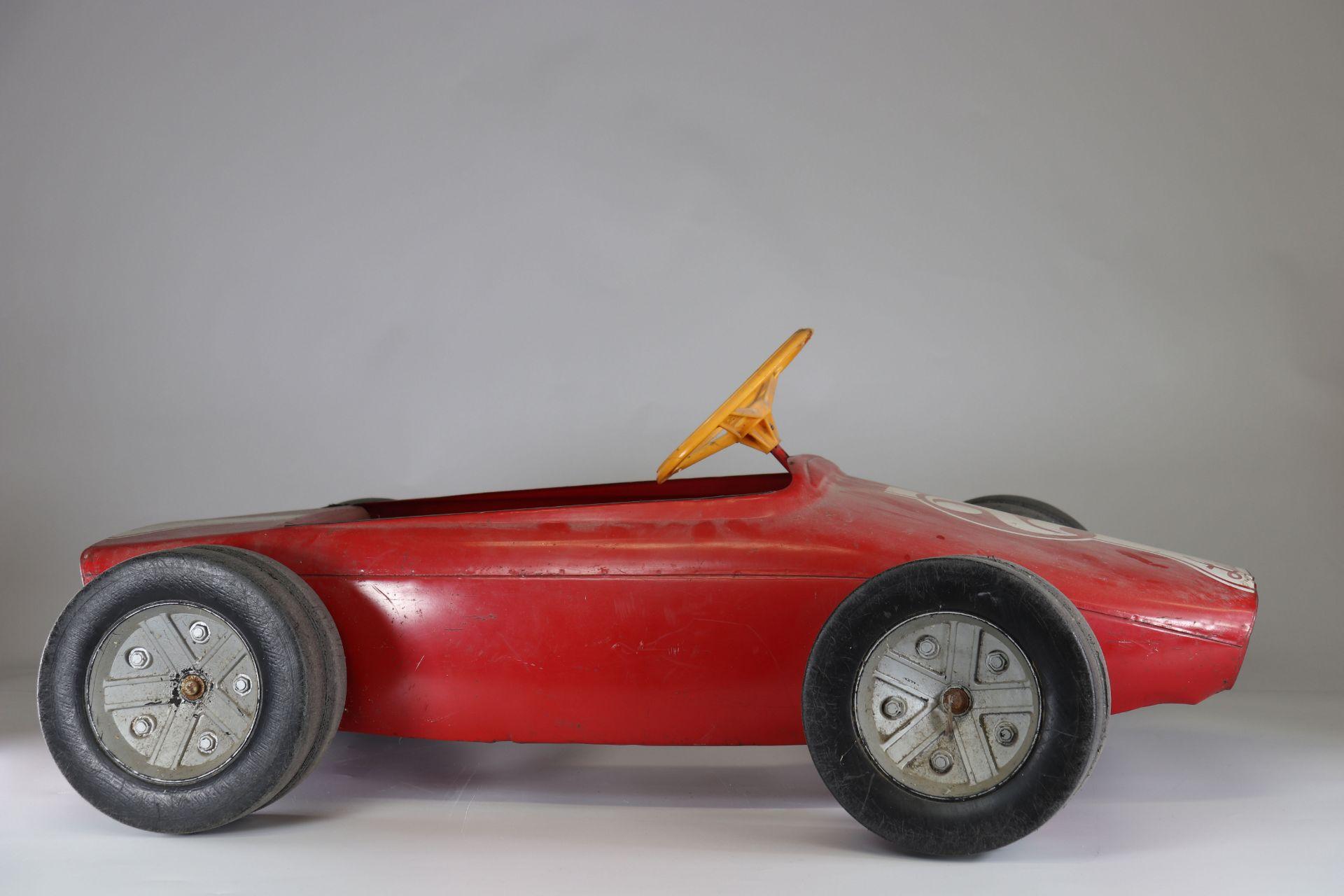 Old Lotus pedal car - Image 2 of 2