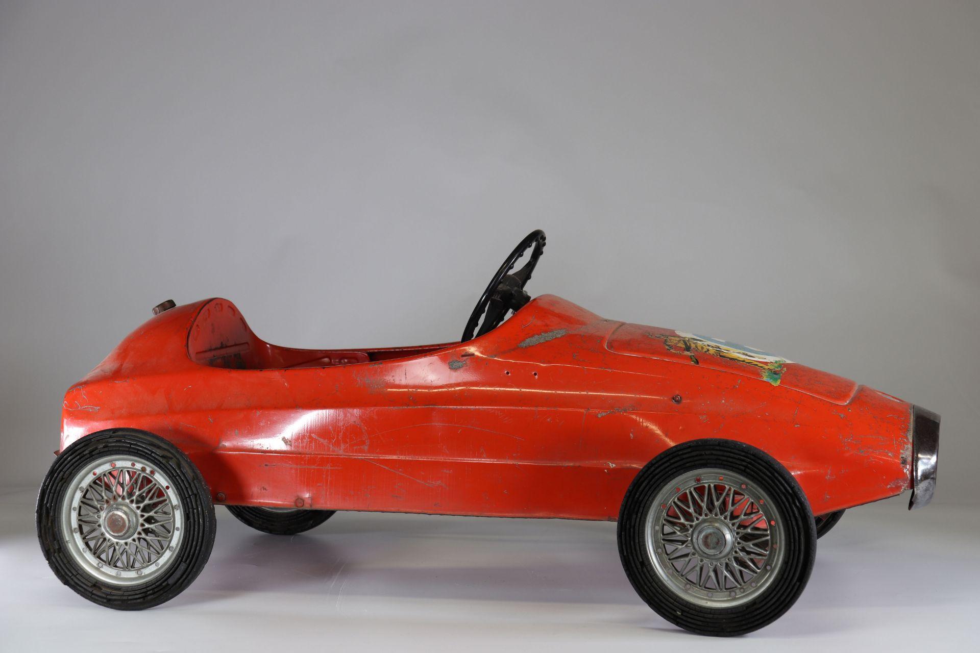 Old Maserati pedal car - Image 2 of 2