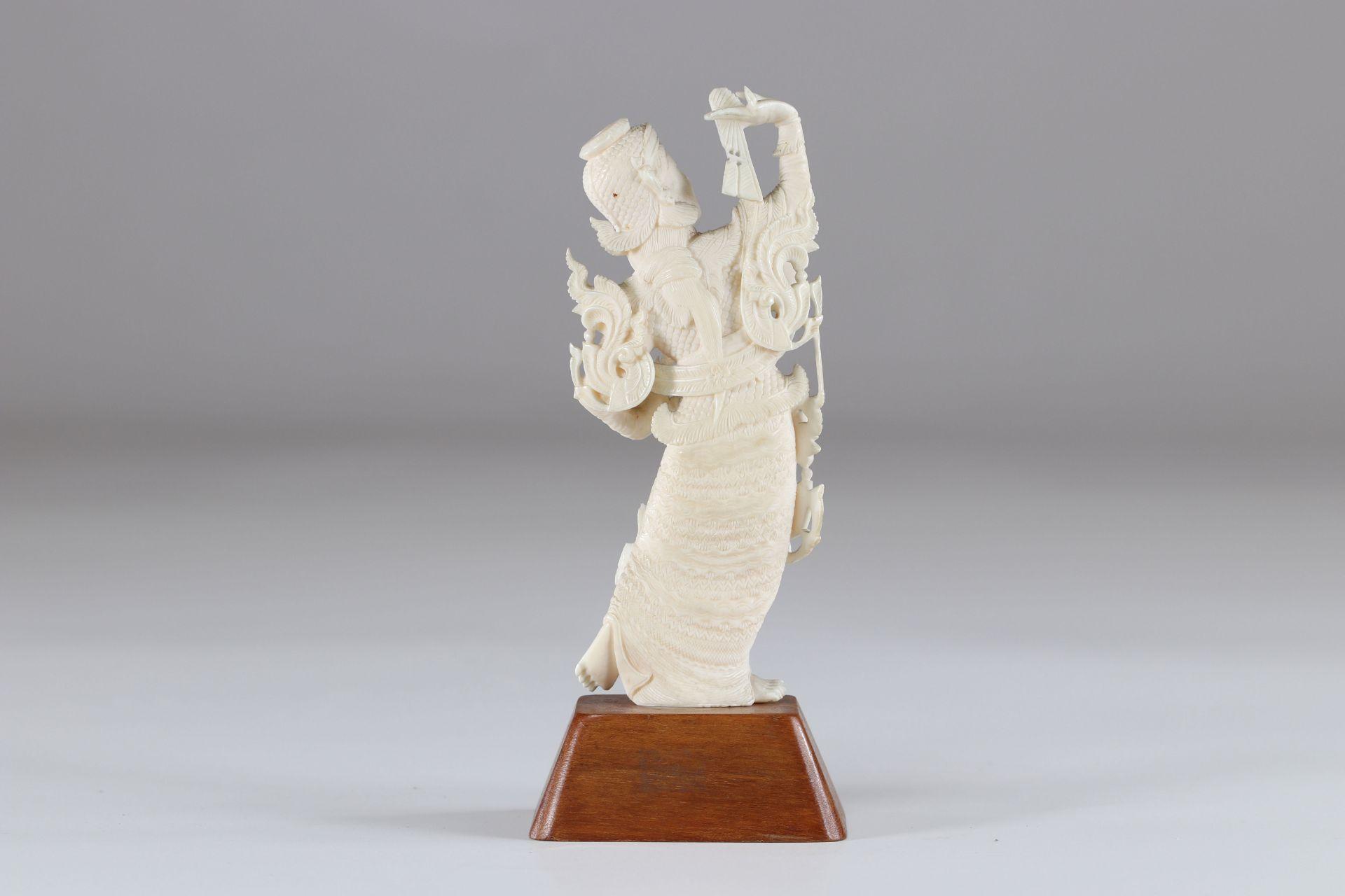 Ivory thai dancer - Image 2 of 2
