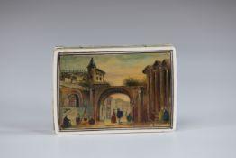 18th century martin varnish box