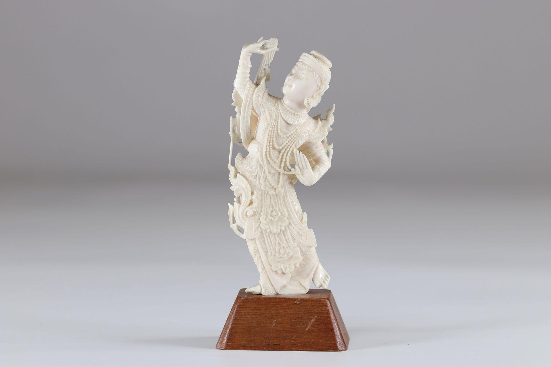 Ivory thai dancer