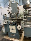 "Jones & Shipman 540L horizontal surface grinding machine, Serial No. B015998, table size 26"" x 6"""