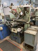 "Jones & Shipman 540P horizontal surface grinding machine, Serial No. B092078, table size 26"" x 6"""
