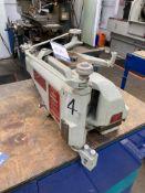 Diaform grinding wheel addressing attachment, Serial No. 7739/5/1