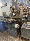 "Jones & Shipman 540L horizontal surface grinding machine, Serial No. B075892, table size 26"" x 6"""