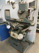 Jones & Shipman 540P horizontal surface grinding machine, Serial No. E094440 with Acu-rite digital