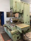 """Stankoimport 2D450 vertical jig boring machine, Serial No. 131, table size 44"""" x 25"""" with"""