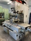 """Stankoimport 2E450A vertical jig boring machine, Serial No. 131, table size 44"""" x 25"""" with 2x"""