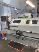 XYZ Proturn SLX425 CNC gap bed centre lathe, Serial No L719 (2010), 425mm x 1.25m, speeds 25-2500,