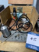 NSK Planet 550 precision air grinding head (cased)