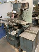 "Jones & Shipman 540P 6"" x 18"" horizontal surface grinding machine, Serial No. 69132-1787/175,"