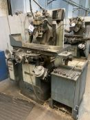 "Jones & Shipman 540P horizontal surface grinding machine, Serial No. B099698, table size 26"" x 6"""