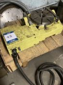 Nikken Model NST 300 A21 CNC rotary table, Serial No. 2482 (cased)