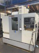 XYZ 710 VMC CNC 3 axis vertical machining centre, Serial No. SMT00286 (2013), X axis 710mm, Y axis