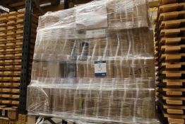 516x Round Brads 50 Assorted Total Retail £1290; 63x System 3 150ml Raw Umber Total Retail £374.