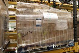 280x 10X10 Blue Sketchbook Total Retail £3920 (art) (1PC123C)