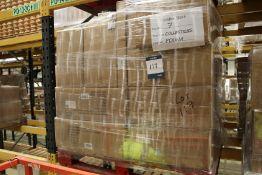 920x Mum Slogan Wash Bag Total Retail: £9200; 560x Wedding Photo Booth Props Total Retail: £2800 (