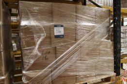 384x Black Linen Sketchbook A4 Total Retail: £3840 (Art) (1PF061B)