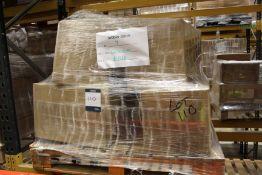 210x Santa with Beard Glasses Total Retail: £1260; 108x EF Padfolio Total Retail: £1080 (1PC131D)