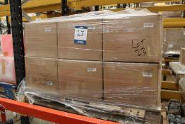1536x Multi Glitter Pom Poms Total Retail: £2304 (Art) (1PS221D)