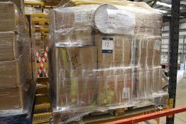 10x Project Bag A2 Total Retail £30; 10x Dove Gray Studland Mountboa Total Retail £52.50; 10x