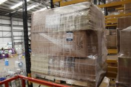 24x Orchid Clear Wrap Roll 508X152 Total Retail: £72; 24x Pinl Clear Wrap Roll 508X1522m Total