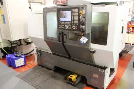 Pinacho ST180 x 750 2 axis high precision flatbed CNC lathe, Serial No. 150232 (2015), swing: 355mm,