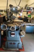 Jones & Shipman 540 horizontal surface grinder, Serial No. 71850/1840/181, capacity: 450mm x