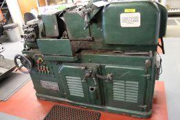 Lidkoping NR2 centreless grinder, Serial No. 10296/20240, grinding wheel: 300mm x 101.6mm x 127mm