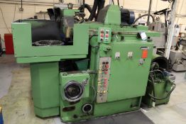 Abwood RG1 horizontal spindle rotary table surface grinder, Serial No. 195B, rotary table