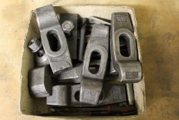 Box of Vulcan No.76 and other similar screw clamps