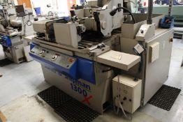 Jones & Shipman 1300X CNC cylindrical grinder, Serial No. M19046, table size: 1226mm x 185mm, swing: