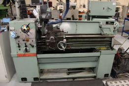 Colchester Student 1800 gap bed centre lathe Serial No. 4/0004/06346, capacity: 330mm x 1,000mm,