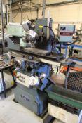 Jones & Shipman 540P hydraulic surface grinder, Serial No. BO96/92, capacity: 450mm x 150mm,
