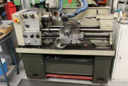 Harrison M300 straight bed centre lathe, Serial No. 310539, swing over bed: 330mm, distance