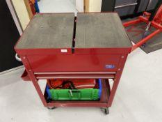Sealey AP920M mobile tool parts trolley, capacity 150kg